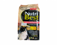 Nutir Best Adult Sensivite Salmon Rice Gato