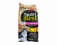 Nutri Best Kitten Chicken Rice Premium